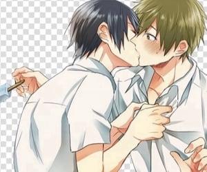anime, beautiful, and couple image