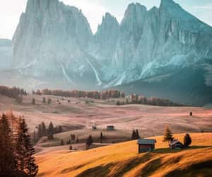 countryside, europe, and italy image
