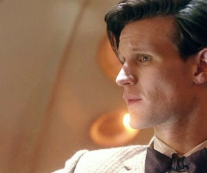 doctor who, eleven, and the doctor image