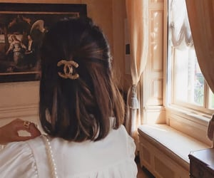 chanel, hair, and aesthetic image
