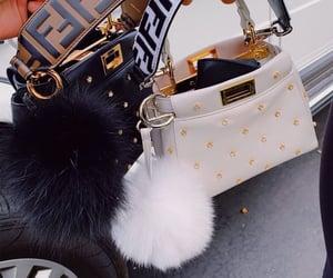 bag, accessories, and fendi image