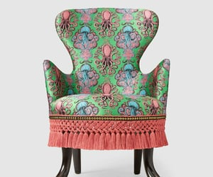 chairs, decor, and gucci image