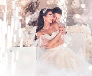 couples, luxury, and wedding image