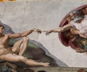 adam, art, and painting image