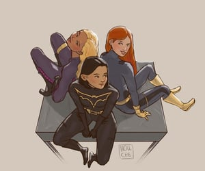 batgirl, fanart, and girl power image