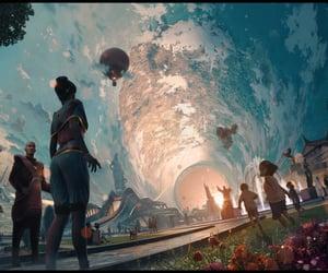 malta, sci-fi, and interstellar image