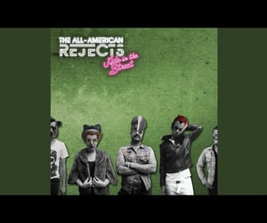the all‐american rejects image