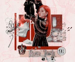 gif, rosé blackpink, and inspiration image