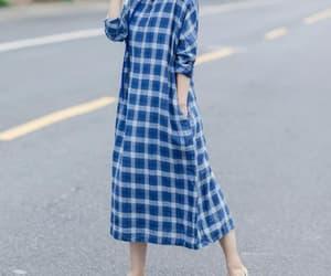 long dress, women dresses, and midi dress image
