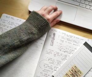 aesthetic, study, and studyspo image