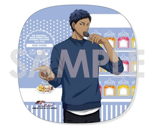 anime, aomine daiki, and handsome image