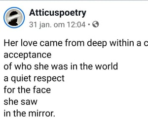 acceptance, deep, and she image