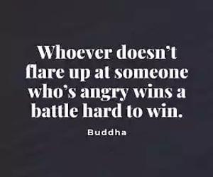 Buddha, motivational, and positive thinking image