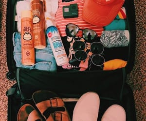 summer, travel, and vsco image