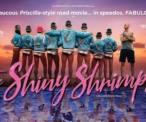 film, movie, and the shiny shrimps image