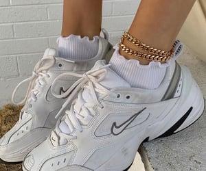 fashion, nike, and shoes image
