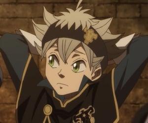 anime, anime boy, and black clover image