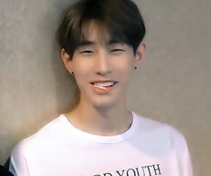 lou, smile, and sweet boy image