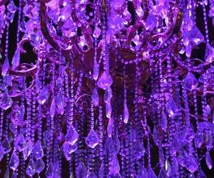 purple, beauty, and glow image