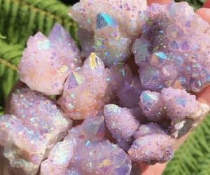 blue, crystal, and diamonds image