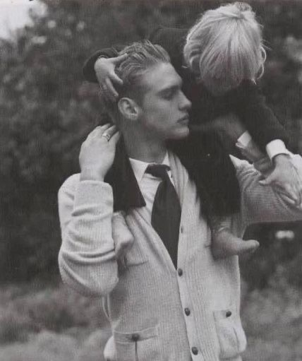 aesthetic, blond, and family image