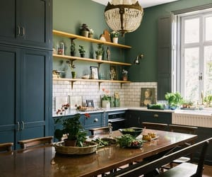 decoration, rustic, and green image