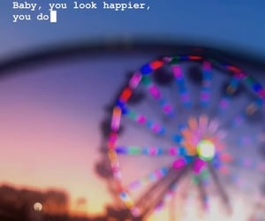 colorful, quote, and fair image