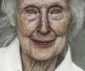 elderly, lee jeffries, and photography image
