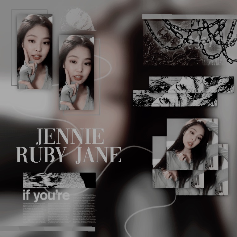 2 2 Jennie Blackpink Theme Don T Steal Cr Tumblr For Icon Cr Allscallie For Psd