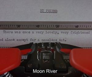 cinema, typewriter, and vintage image