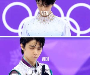 boy, olympics, and ice skater image
