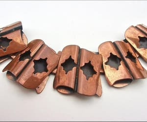 abstract, southwestern, and curled folded panels image