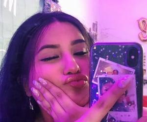 cheeks, girl, and cute image