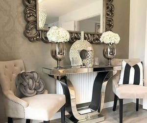 decor, luxury, and style image
