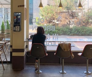 cafe, company, and life image