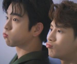 got7, jackson, and jinyoung image
