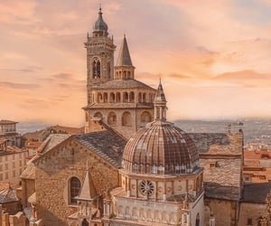 architecture, photography, and italy image