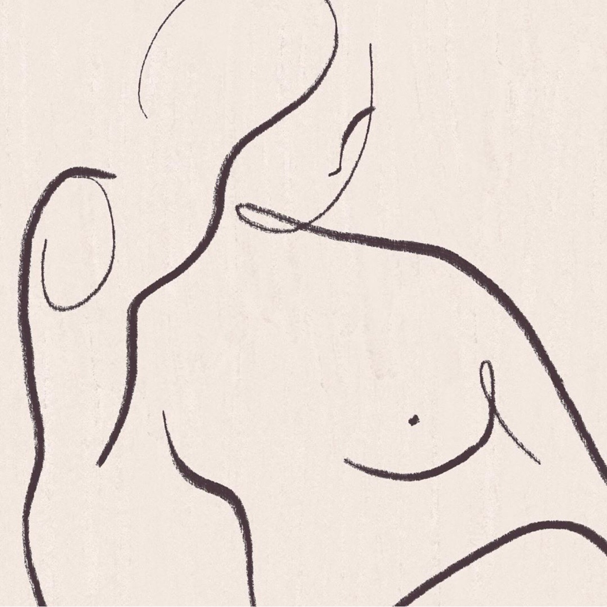 art and women image