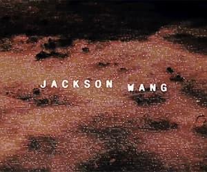 gif, jacksonwang, and teamwang image
