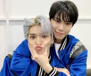 taeyong, doyoung, and nct image