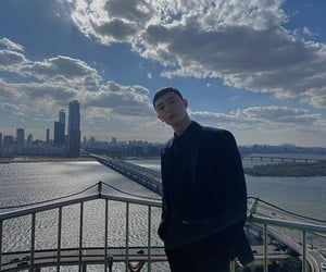actor, korean, and itaewon class image