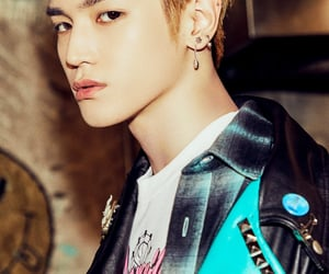 k-pop, super m, and lee taeyong image