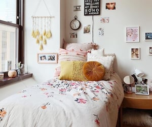 bedroom, design, and home inspo image