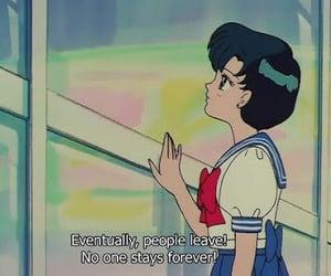 anime, sailor moon, and sailor mercury image