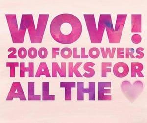 2000 followers image