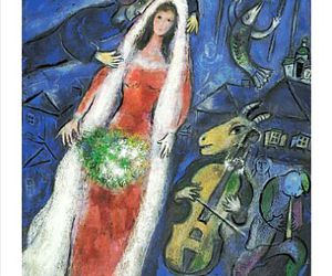 art, marc chagall, and chagall image