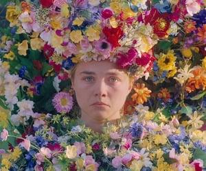 midsommar, film, and florence pugh image