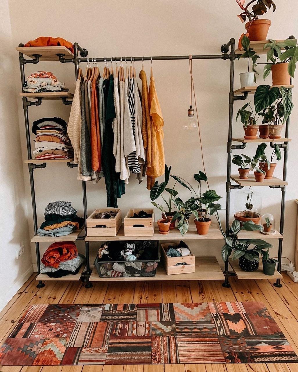 closet, cozy, and decor image