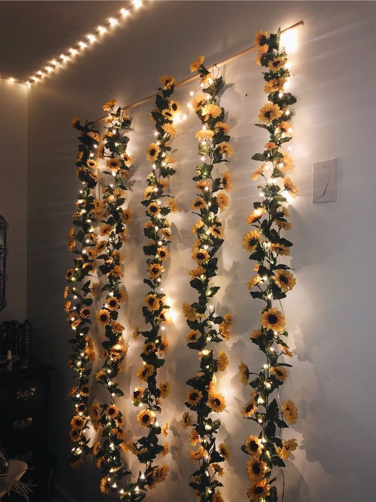 sunflower, flowers, and light image
