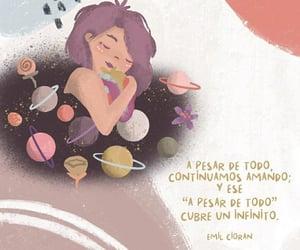 amor, infinito, and vida image
